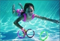 DIVE RINGS (4 PCS)